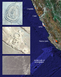 Nazca, Caral and Chankillo